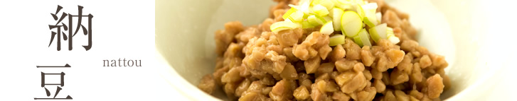 納豆 | 手巻納豆(平袋)