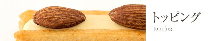 トッピング | アーモンドチーズ(平袋)